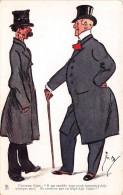 CPA Fantaisie - Illustrateur Phil MAY - L'homme Chic - Serie 641 Raphael Tuck Et Fils - Other Illustrators