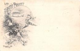 CPA Fantaisie - Illustrateur Jack ABEILLE 99 - Le Petit Poucet - Künstlerkarten