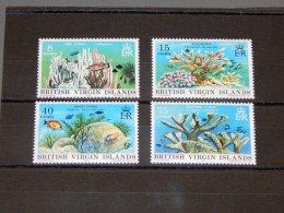 British Virgin Islands - 1978 Corals MNH__(TH-15244) - British Virgin Islands