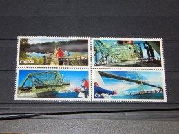 Canada - 2005 Bridges MNH__(TH-782) - 1952-.... Règne D'Elizabeth II