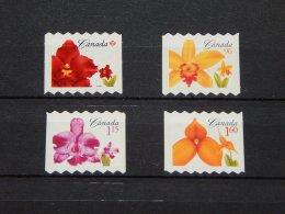 Canada - 2007 Flowers MNH__(TH-15256) - 1952-.... Reign Of Elizabeth II