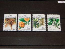 Cocos Islands - 1989 Plants (I) MNH__(TH-14678) - Cocos (Keeling) Islands