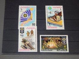 Dubai - 1971 Scouts MNH__(TH-913) - Dubai