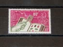 French Somali Coast - 1964 Stamp Exhibition Philatec MNH__(TH-14860) - Französich-Somaliküste (1894-1967)