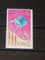 French Somali Coast - 1965 International Telecommunication Union MNH__(TH-15110) - Französich-Somaliküste (1894-1967)