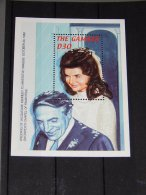 Gambia - 2002 Jacqueline Kennedy Onassis Block MNH__(TH-14765) - Gambie (1965-...)