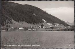 Austria - 6344 Walchsee In Tirol - Mit Blick Auf Kranzach Und Josefshöhe - Österreich