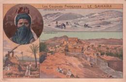LES COLONIES FRANCAISES/ LE SAHARA/ Référence 5682 - Western Sahara