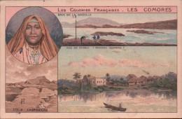 LES COLONIES FRANCAISES/ LES COMORES/ Référence 5684 - Comores