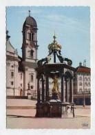 CHRISTIANITY - AK 268620 Einsiedeln - Marienbrunnen - Kirchen Und Klöster