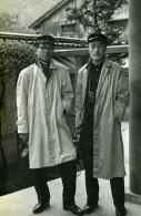 Japon Jours Tranquille à Shimonoseki Vie Etudiante Photographe Ancienne Photo Snapshot Amateur 1958 - Anonymous Persons