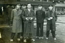 Japon Shimonoseki Vie Etudiante Photographe Amateur Japonais Ancienne Photo Snapshot 1958