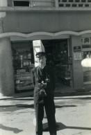 Japon Shimonoseki Vie Etudiante Photographe Amateur Japonais Ancienne Photo Snapshot 1958 - Anonymous Persons