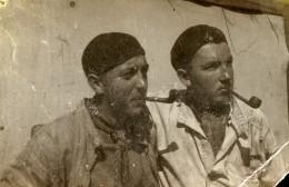 Syrie Sous Mandat Français Aviation Militaire Ancienne Photo Snapshot 1930 - Aviation