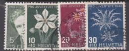 Switzerland Pro Juventute 1946 Used Set - Pro Juventute