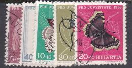 Switzerland Pro Juventute 1953 Used Set - Pro Juventute