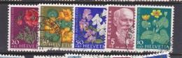 Switzerland Pro Juventute 1959 Used Set - Pro Juventute