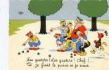 DUBOUT - Les Editions Du Moulin N° 33 A - Les Gasters, Pétanque, Gendarme - Très Bon état - 33A - Dubout