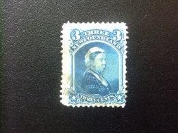 NEWFOUNDLAND TERRANOVA  TERRE NEUVE 1868 - 73  Reine Victoria Yvert Nº 28 º FU - Newfoundland