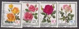 Switzerland Pro Juventute 1972 Used Set - Used Stamps