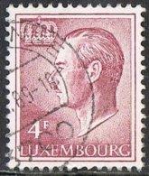 Luxembourg SG764a 1974 Definitive 4f Granite Paper Good/fine Used - Luxemburgo