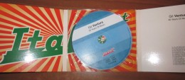GIL VENTURA 30 YEARS OF MUSIC CD - Disco, Pop