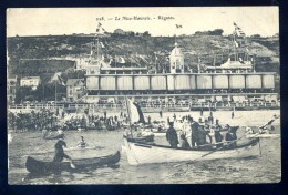 Cpa Du 76  Le  Havre -- Le Nice Havrais - Régates    LIOB66 - Harbour