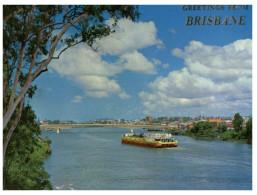 (500) Australia - QLD - Brisbane River + Boat - Brisbane