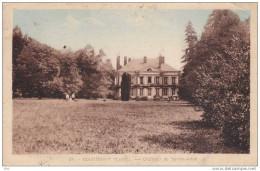 45. Courtenay ( Loiret )  : Le Chateau De Sainte Anne . - Courtenay