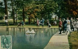 CA WESTMOUNT / Scene In Westmount Park / - Quebec