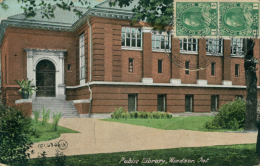 CA WINDSOR / Public Library / - Windsor