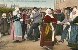 LES MARIAGES DE PLOUGASTEL DAOULAS -29- LE BAL DE LA GAVOTTE - Plougastel-Daoulas