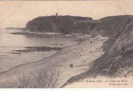 Cp , 64 , SAINT-JEAN-de-LUZ , La Pointe Ste-Barbe - Saint Jean Pied De Port