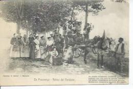 EN PROVENCO - RETOUR DEI VENDUMI ( VENDANGES - BON PLAN ) E. LACOUR - MARSEILLE - Non Classés