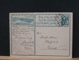 A6505   CP  SUISSE  1929 - Interi Postali