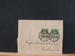 A6506  BANDE DE JOURNAUX POUR MULHOUSE 1923 - Interi Postali