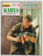 Lithuania Litauen  Magazine Warior 1996 - Revues & Journaux