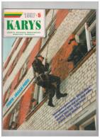 Lithuania Litauen  Magazine Warior 1997 - Revistas & Periódicos
