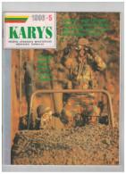 Lithuania Litauen  Magazine Warior 1996 - Revistas & Periódicos