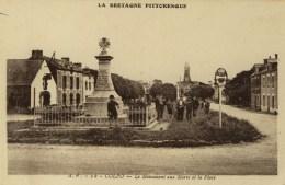 D 56 - COLPO - Monument Aux Morts - Belle Ile En Mer