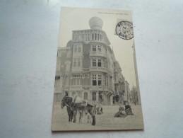 59 MALO LES BAINS RUE BELLE RADE 1906 CIRCULEE DOS DIVISE  BON ETAT FALCINY - Malo Les Bains
