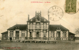 AUBEVOYE(EURE) MOUTON - Aubevoye