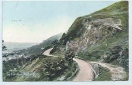 Malvern - Ivy Scar Rock - Worcestershire