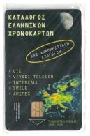 Greece - Exhibition Commemorative Chip Phonecard, 11.2002, 1.000ex, NSB - Greece