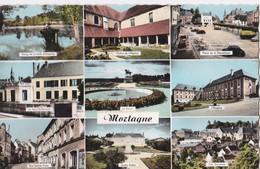 Carte 1960 MORTAGNE / MULTIVUES SOUVENIR - Mortagne Au Perche