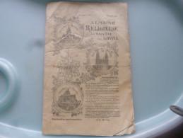 Livret Semaine Religieuse Du Diocèse De Laval - Livres, BD, Revues