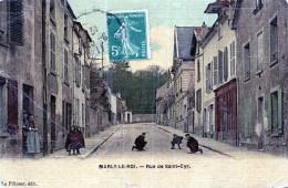 78 Marly-le-Roi Le Pavillon Des Chasses 1911 - Marly Le Roi