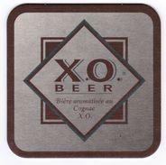 SOUS-BOCK X.O. BEER BIERE AROMATISEE AU COGNAC X.O. - Sous-bocks