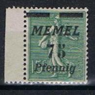 Memel Y/T 66 (**) - Memel (1920-1924)