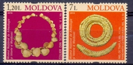 MOLDAVIE/ MICHEL NRS  /  ZIE SCAN  (OEU 395) - Moldavie